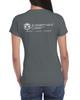 Women's T-Shirt Rear View