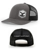 Apparel, Hat, Trucker, Richardson 112, New Juggernaut.Case Logo