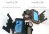 NAV BOARD LITE, Compass, GPS Mount, LED