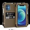 juggernaut case iphone 12 mini flat dark earth