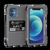 juggernaut case iphone 12 mini disruptive grey