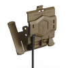 Inductive Charge PALS Armor Plate Carrier Phone Mount
