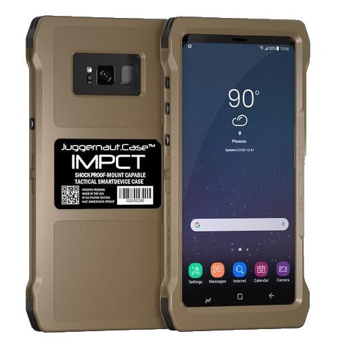 IMPCT, Galaxy S8+