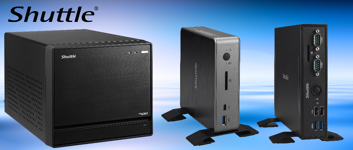 Shuttle XPC Systems