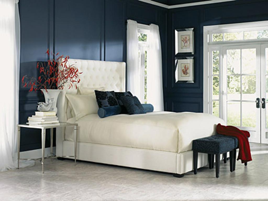 Upholstered Bed Bedroom Roy S Furniture Chicago