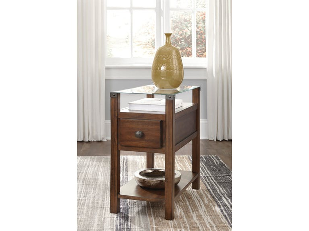 20654 Chair Side End Table