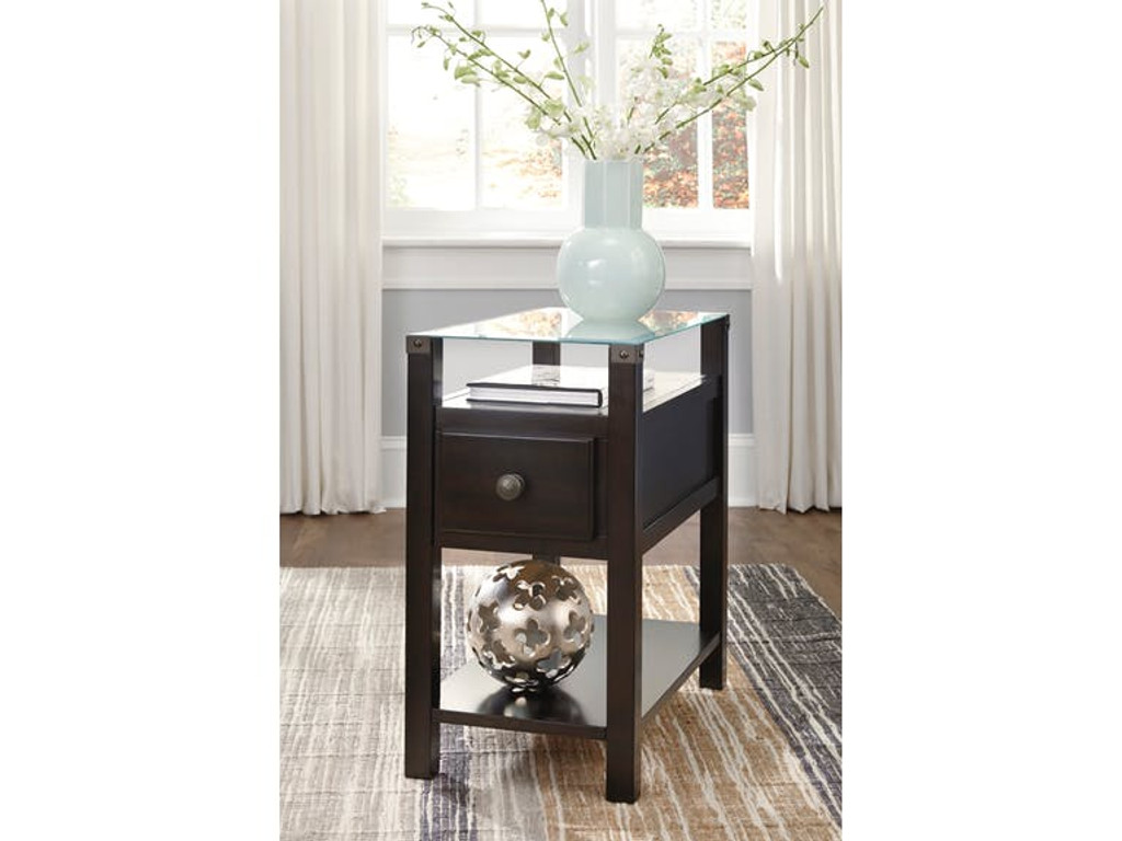 20656 Chair Side End Table