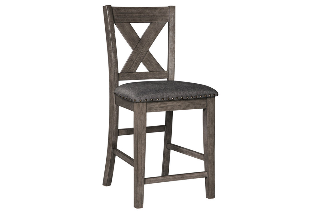 26516 Upholstered Barstool