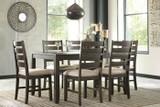 13661 7pc Dining Set