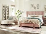 Dennis Upholstered Bed