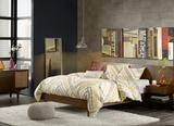 31376 Queen Bed w/ Nighstands