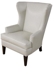 18943 Leather Accent Chair