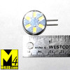 G4-6-5630-SIDE-NW Natural White Elite Series Smallest G4 / T3  Samsung 5630 LEDs Side Pins