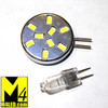 G4-9-5630-SIDE-CW Cool White Elite Series G4 / T3  Samsung 5630 LEDs Side Pins to replace 10w Halogen
