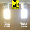 XW-9W-5630-A02-NW E26 Natural White AC120 Volt equivalent to 50w Incandescent with Samsung 5630 LEDs