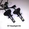 HEADLIGHTS-H7-V6s Headlight Kit with H7 Bases plus base adapters