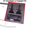 HEADLIGHTS-H1-V6s H1  Headlight, Fog or Accessory Light Kit with 2 Lights