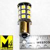 1156-24-5050-WW (1141) Warm White 5050 SMD LED Light Bulb Round Base