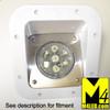 PAR36-18W-SH Outside Flood Light Sealed Replacement Bulb Cool White