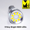1139-9-5630-CW Cool White High Power LED Reading Lamp