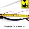 TAIL-STRIP Auxiliary Tail Strip Light Kit with Running, Brake/Turn, Reverse