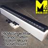 SAN6012R-260 260w Single Row Light Bar Combo Pattern
