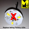 RETROFIT-6-5630-WIRE-NW Replacement for C.E. LED Fixture Natural White