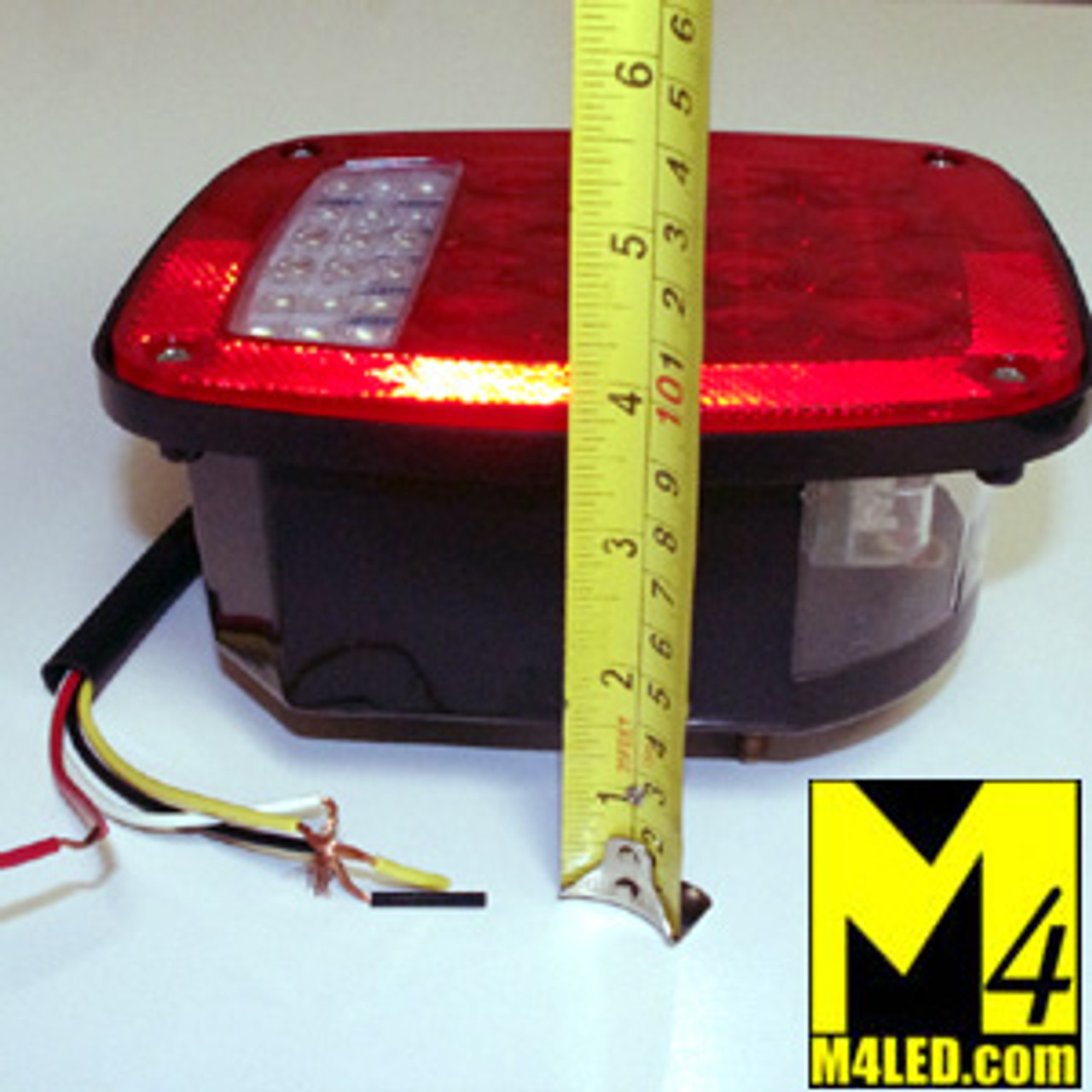 10% Off Trailer Single Tail Light with Bright LEDs - Jeep, Utility