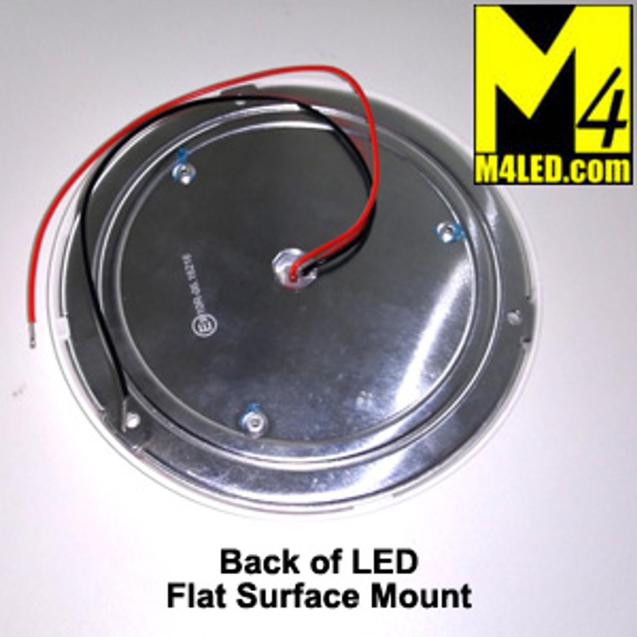 "Round SAN9111 5"" Round Dome / Area Light Fixture"
