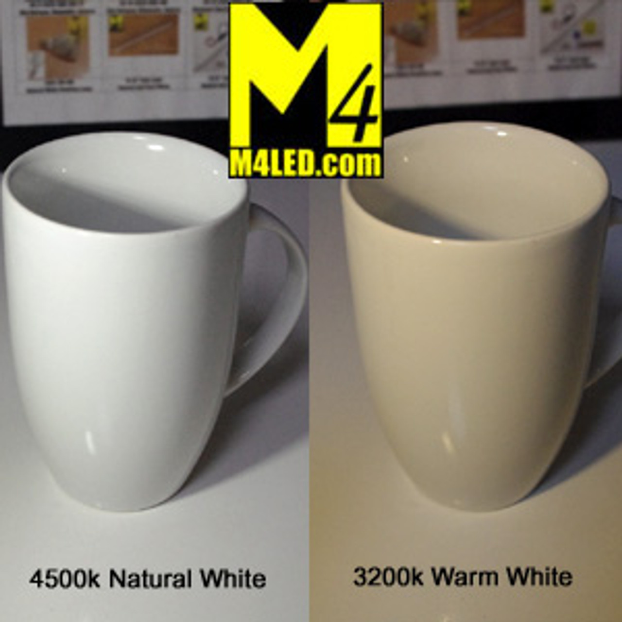 RETROFIT-6-5630-WIRE-WW Replacement for C.E. LED Fixture Warm White