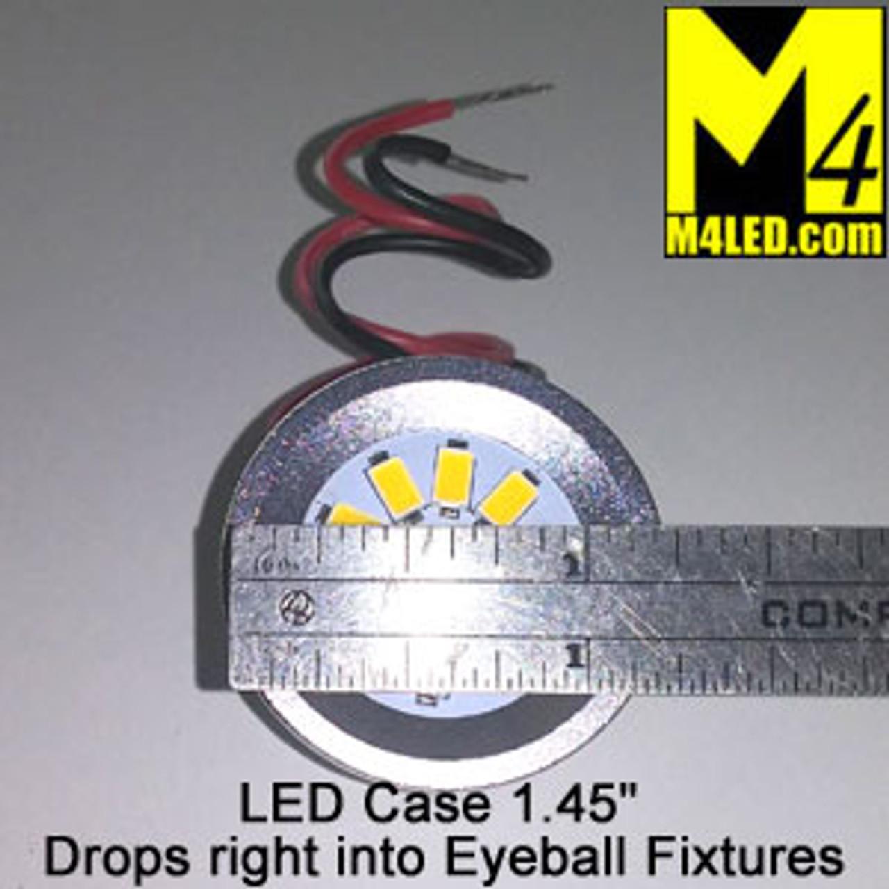 EYEBALL-10-5630-WW Warm White LED Retrofit for Halogen Eyeball Fixtures