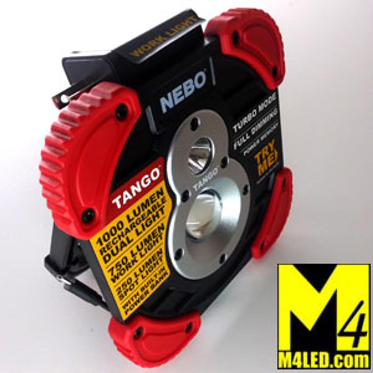 NEBO Rechargeable Work Light Spot and Flood (flashlight)