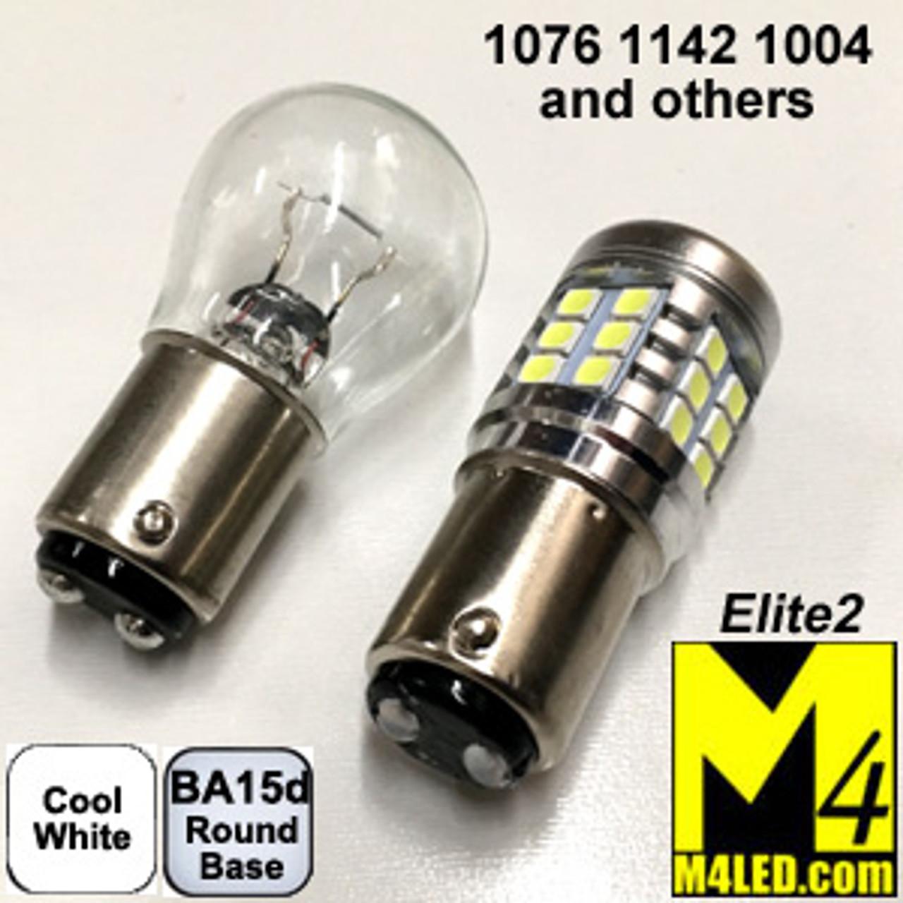 1142-33-3030-CW Cool White Elite2 (1142/1076) BA15d Base