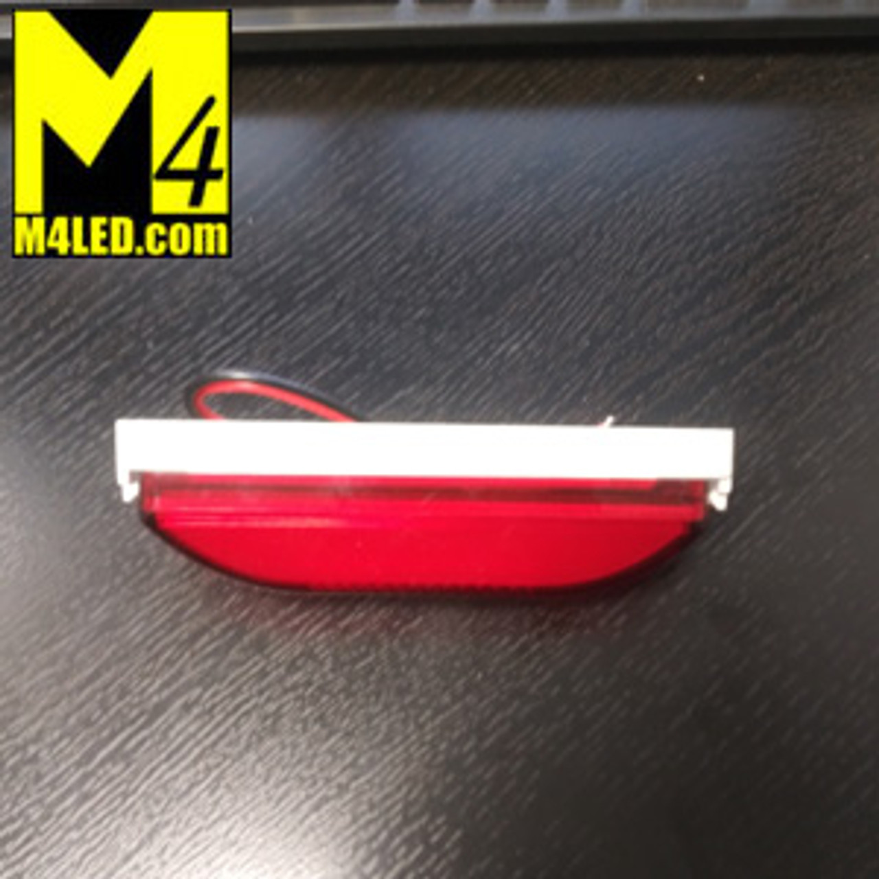 "4"" x 1"" Red LED with Bracket"