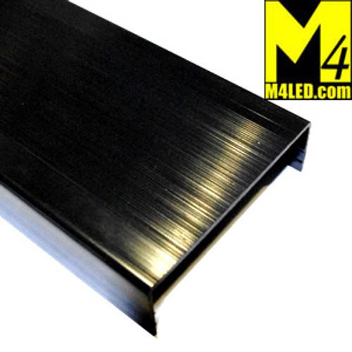 """Black ABS Light Cover for M4 eeL260 Light Bars 45.75"""""""