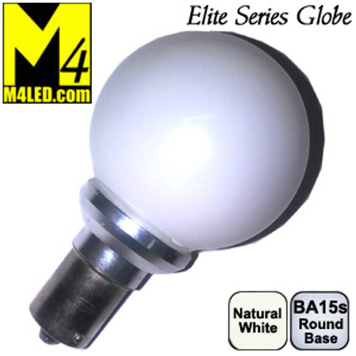 Elite 1156-GLOBE-NW-2 Vanity Globe replaces 20-99 Natural White Color