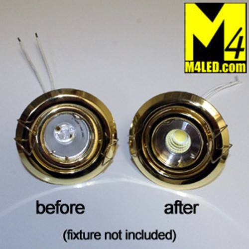 DOORBUSTER 50% Off - MR11-3COB-WW Warm White MR11 Kit Fits Eyeball Fixtures