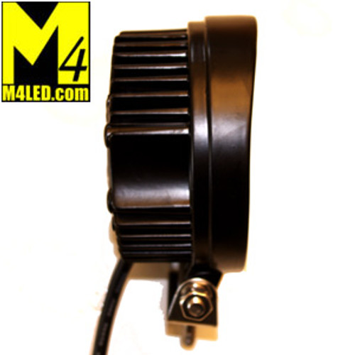 27w Round LED Off Road Light - Flood