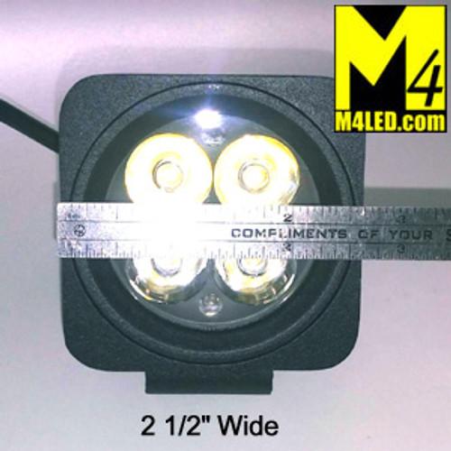 SAN6122 12w Cube Spot Light