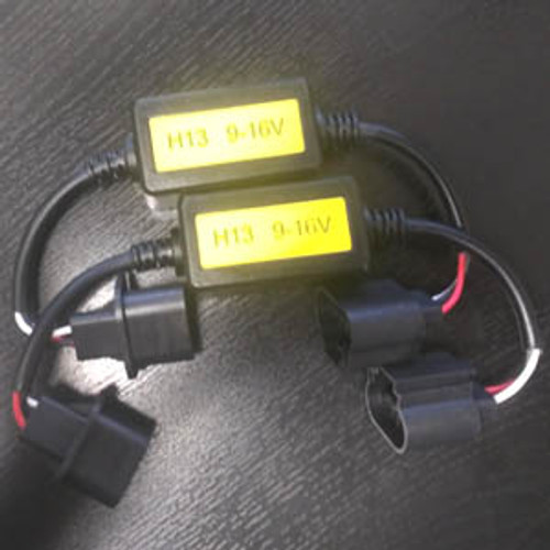 Headlight Decoder H13 Pair Heavy Duty