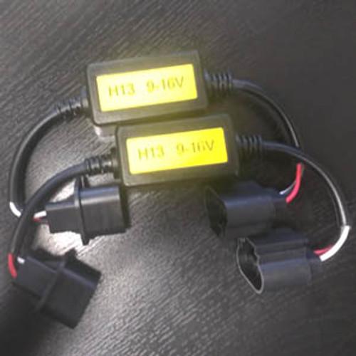 Headlight Decoder H13 Pair Heavy Duty