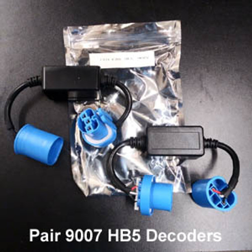 Headlight Decoder 9007 Pair Heavy Duty