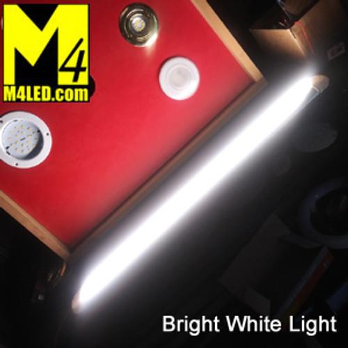 DOORBUSTER 30% OFF SAN9104-027-002 2 Foot Long Dome / Area Light Fixture