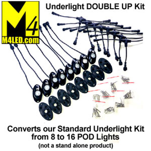 Underlight Double Up Kit (must be used with RGB-UNDERLIGHT