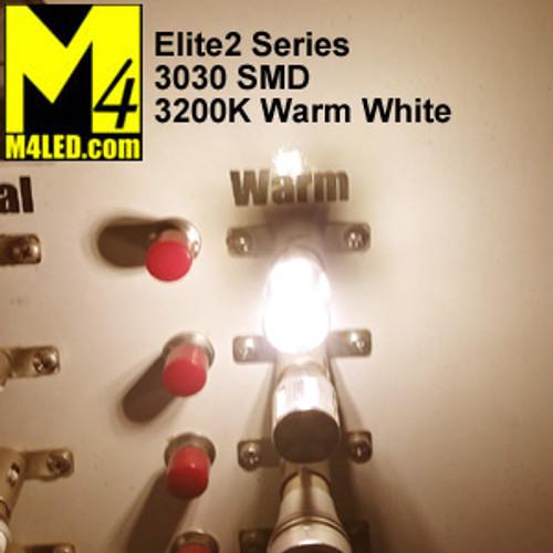 1142-33-3030-WW Warm White Elite2 (1142/1076) BA15d Base