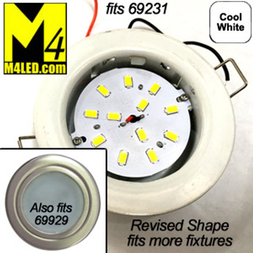 """RETROFIT-12-5630-CW Replacement for 3"""" ITC Fixtures Cool White"""