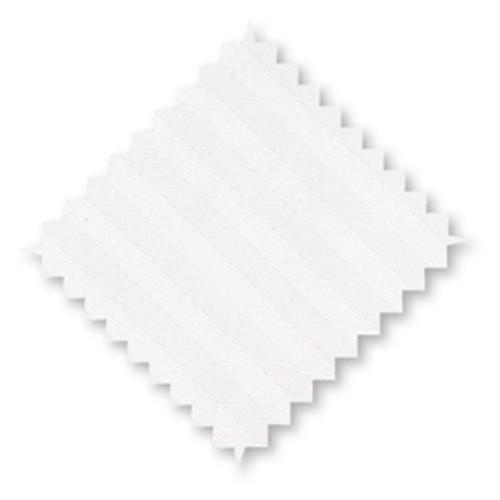 "Duvet Cover Case ""Classic White w/ white Stripes"" TWIN"