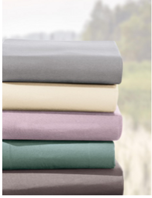 Fitted Sheets made of Soft Jersey Cotton (Twin size)