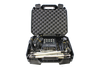 DRP Standard 5 Channel Data Aq System; 4 Shock/1 Steering/RPM/G Meter/Track Map; with Installation Kit, Case & Instructions