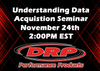 Understanding Data Acquisition Seminar